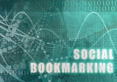 I will manually build 60 Social Bookmaking in high DA & PA 40 to 80 site in