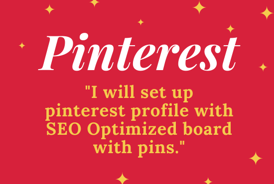 I will setup and do pinterest marketing for your ecommerce store guaranteed