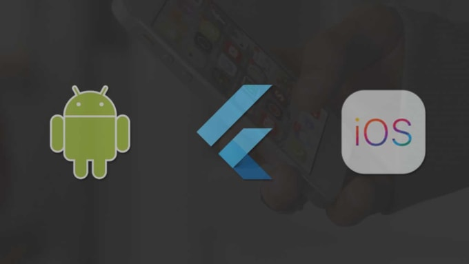 I will develop a hybrid application for android or ios both