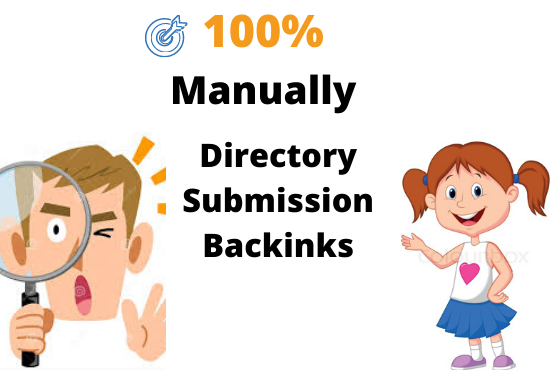 Create Directory Submission Backlinks Manually with high DA PA