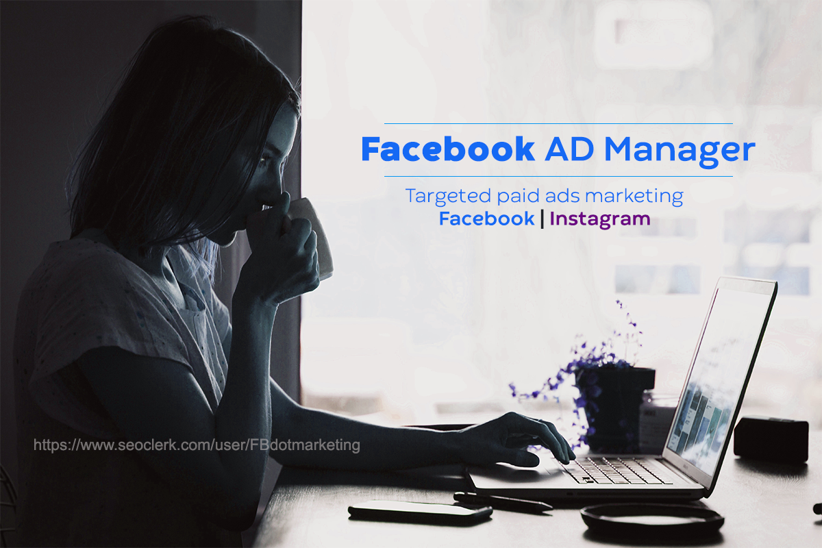 Facebook AD marketing experts service for 7days