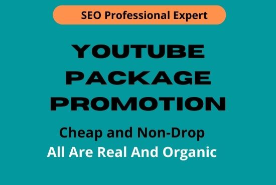 YouTube Video Marketing And Real Promotion