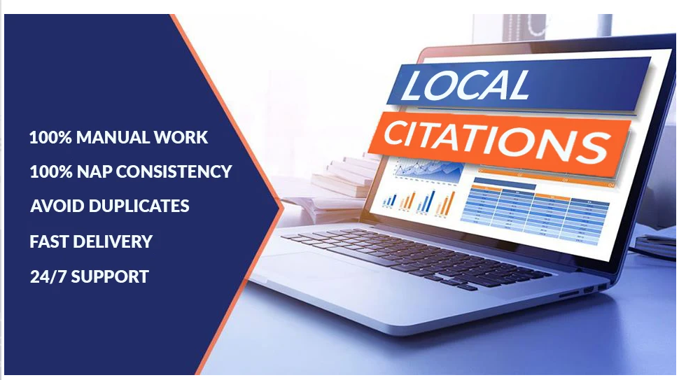 Create South Africa/New Zealand/UAE/ITALY/France/Ireland Top 60 local citations For New Businesses