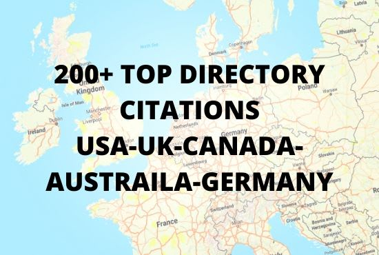 Top 15 local directory submissions