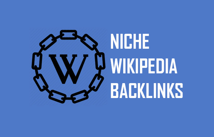I will give a Wikipedia link related to your niche