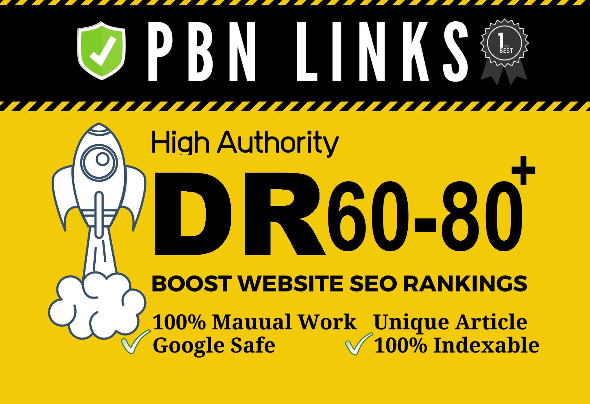 provide 20 seo dofollow DR 50 to 70 high quality backlinks