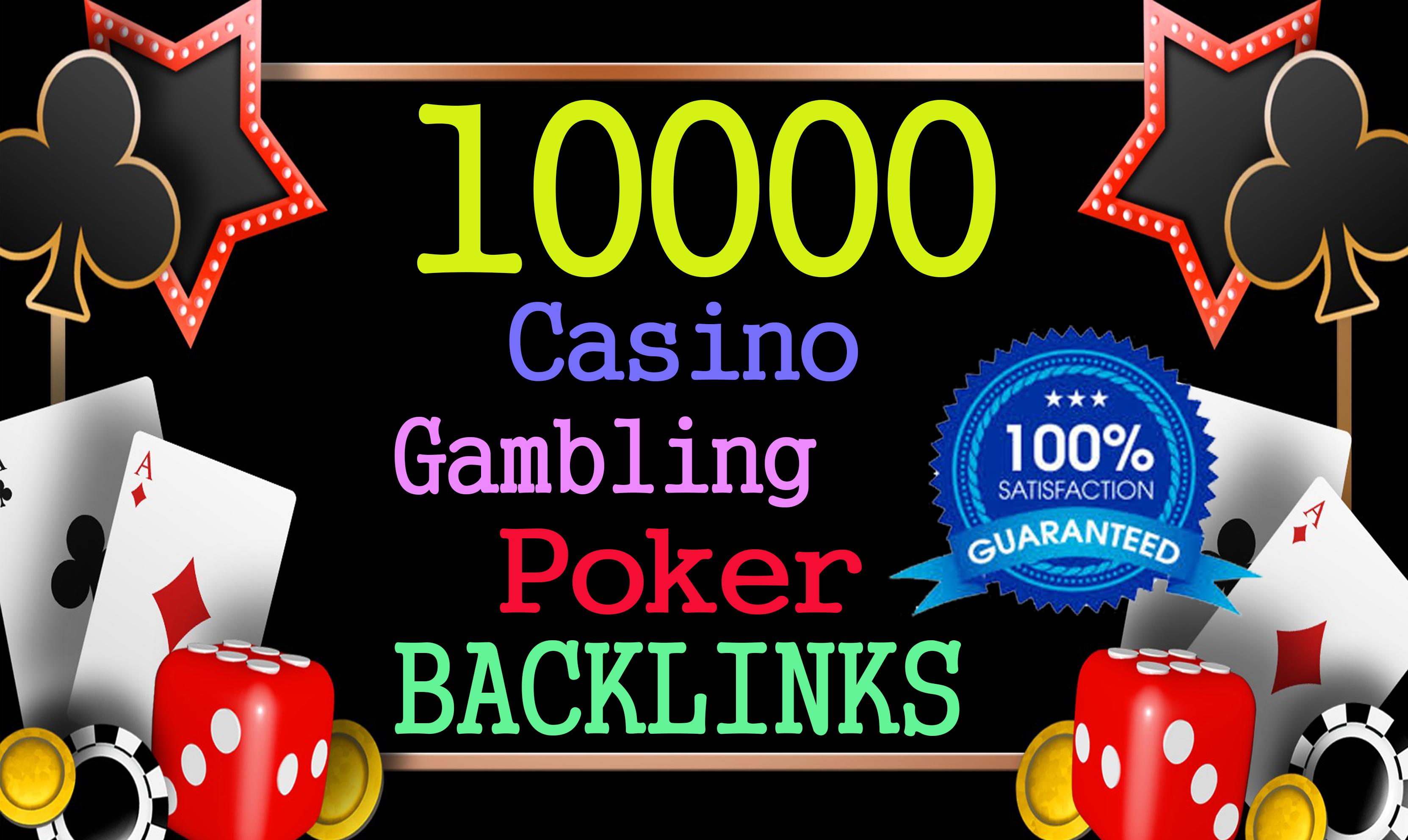 Permanent 10000 powerful judi bola,  Casino,  Gambling,  Poker,  Sports High Quality Web2 PBN Backlinks