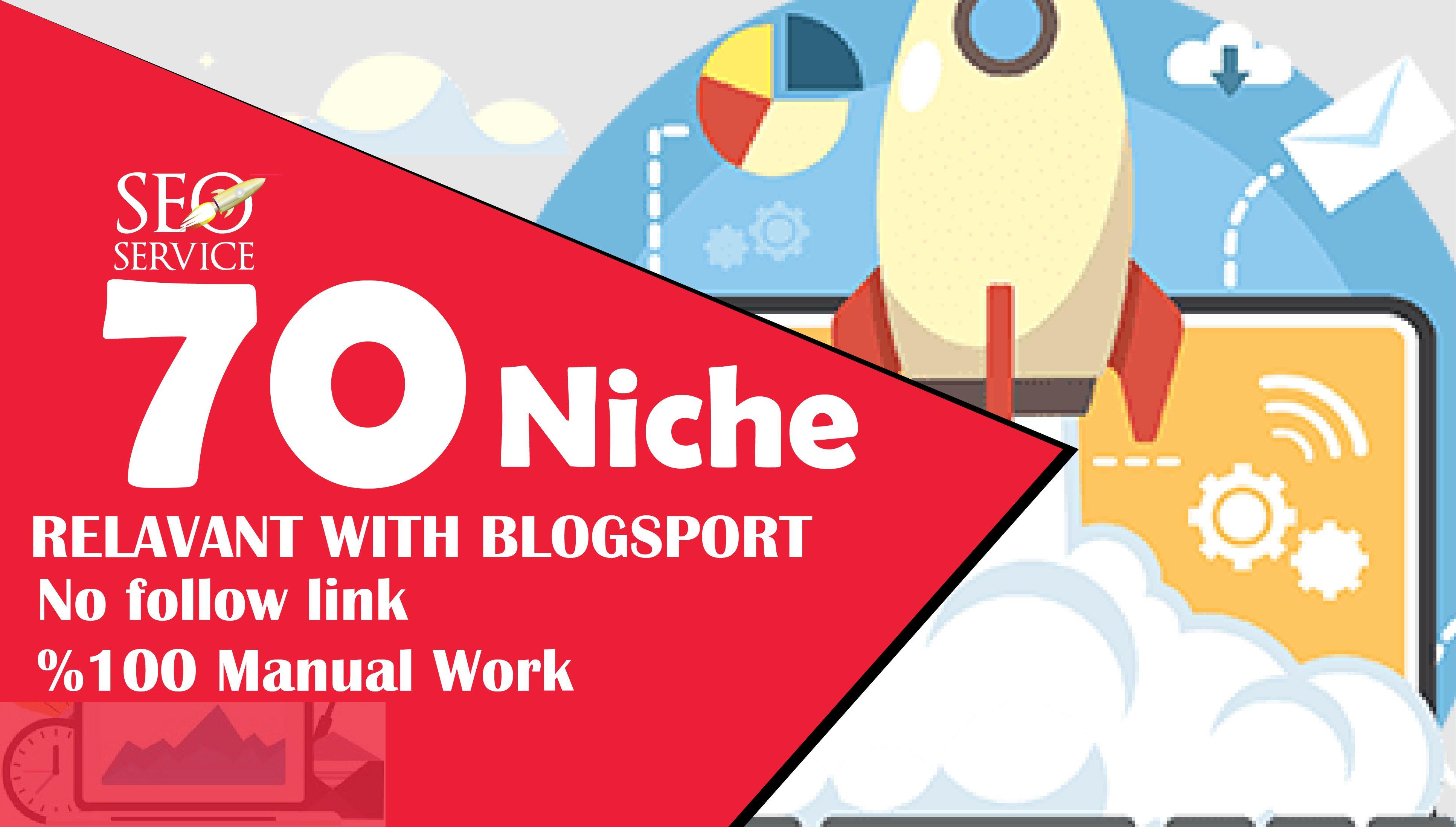 do 70 niche relevant blog comment backlinks low OBL