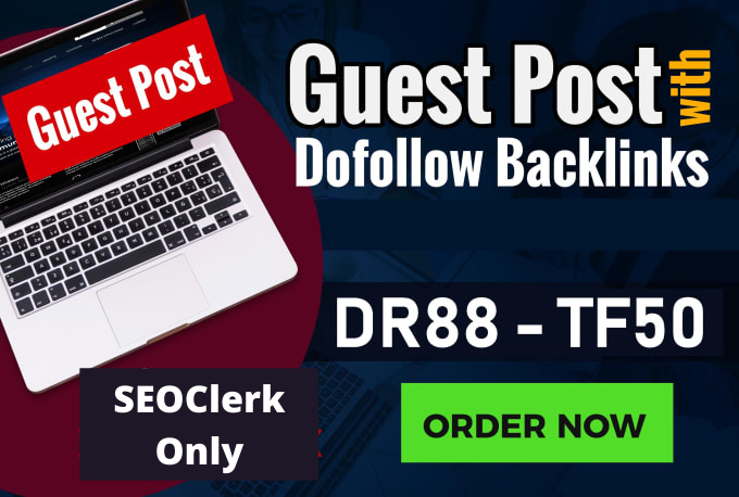 I will publish Guest article on my DR 88 blog with Do Follow backlink