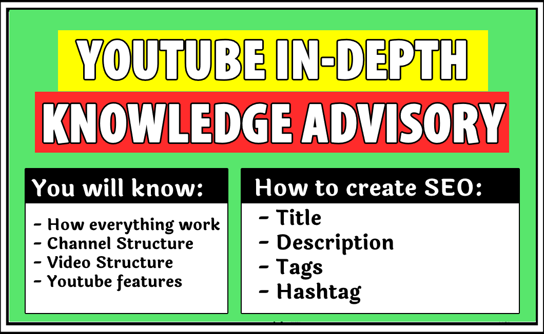 Youtube In-Depth Knowledge to Increase Engagement