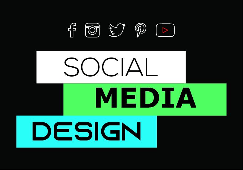 I will design high quality social media design