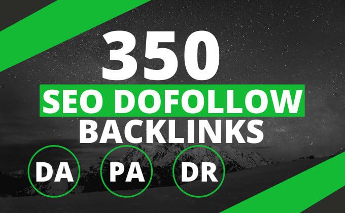 Build seo dofollow backlinks,  google ranking,  link building service