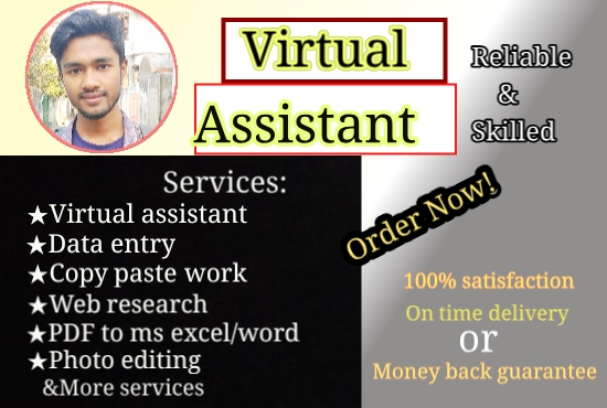 I will be your skilled virtual assistant