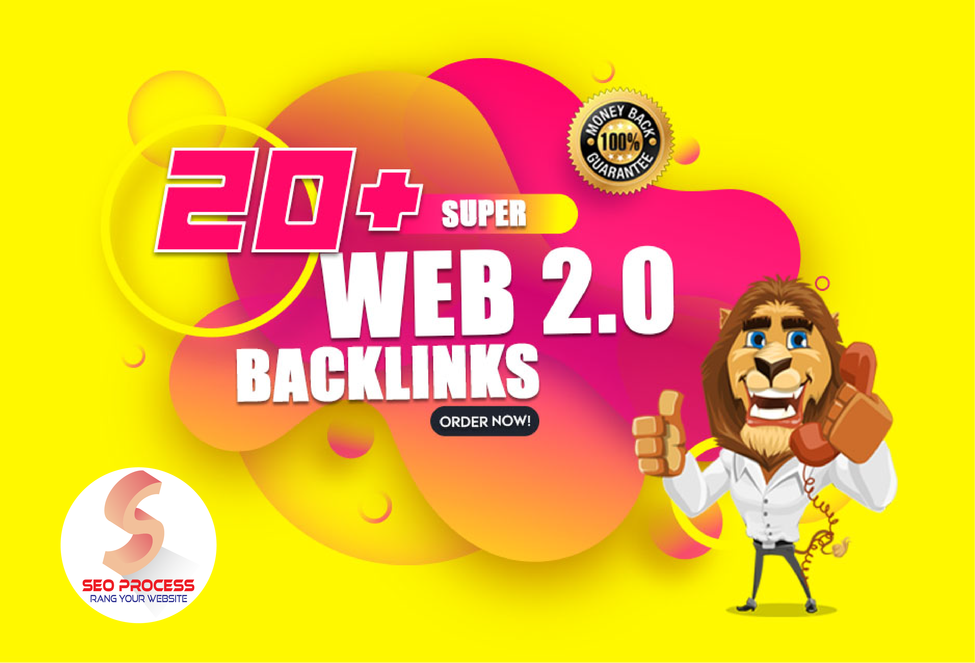 20 High Quality Web2.0 Blogs with proper image and video - SEO Backlinks
