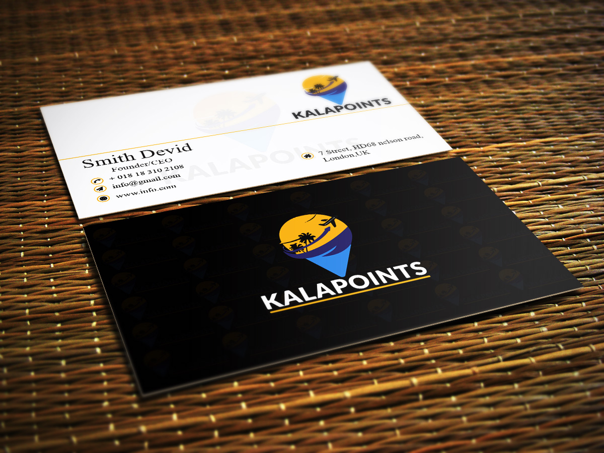 do professional businesscard design