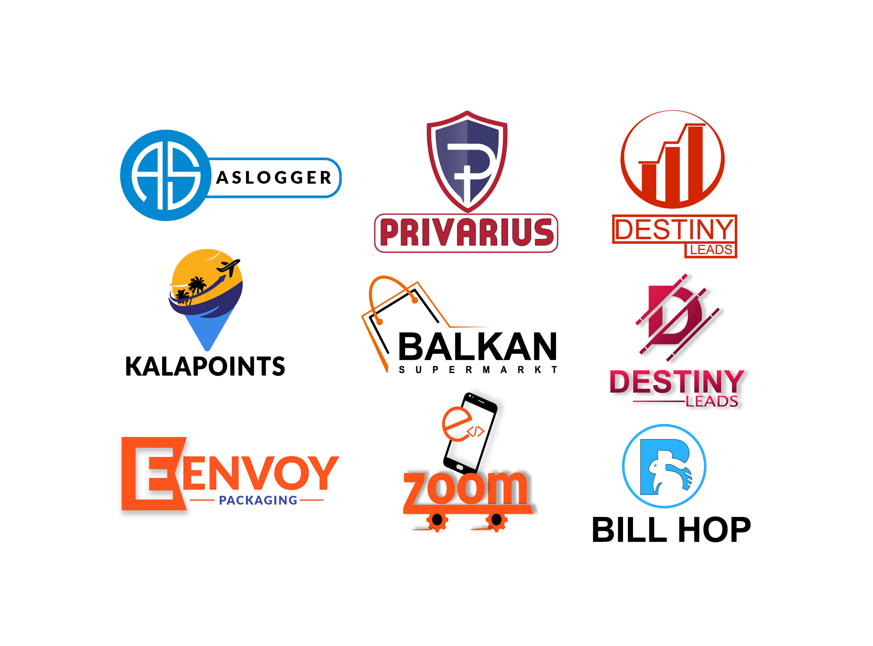 I will do professional logo design for your business in 24 hours
