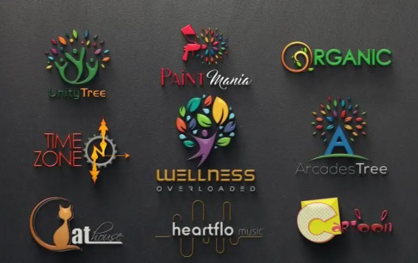 3-4 Concepts EYE CATCHY LOGO DESIGN in 24hrs