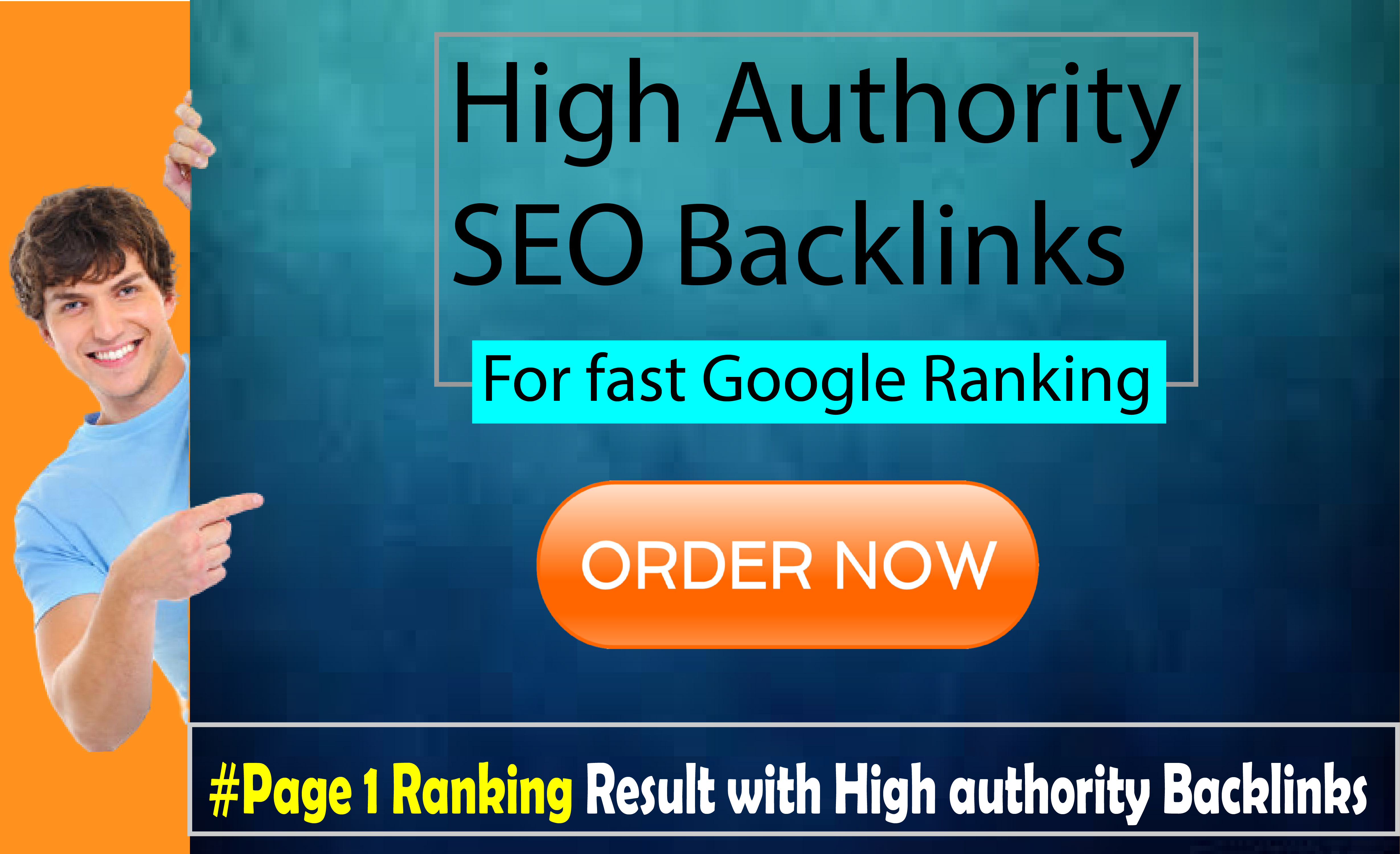 I will 260 white hat SEO backlinks service for fast google ranking