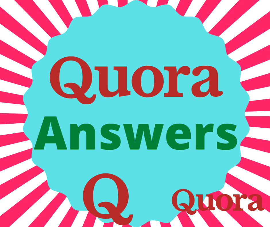Promote your website 10 High quality quora answers with Backlinks