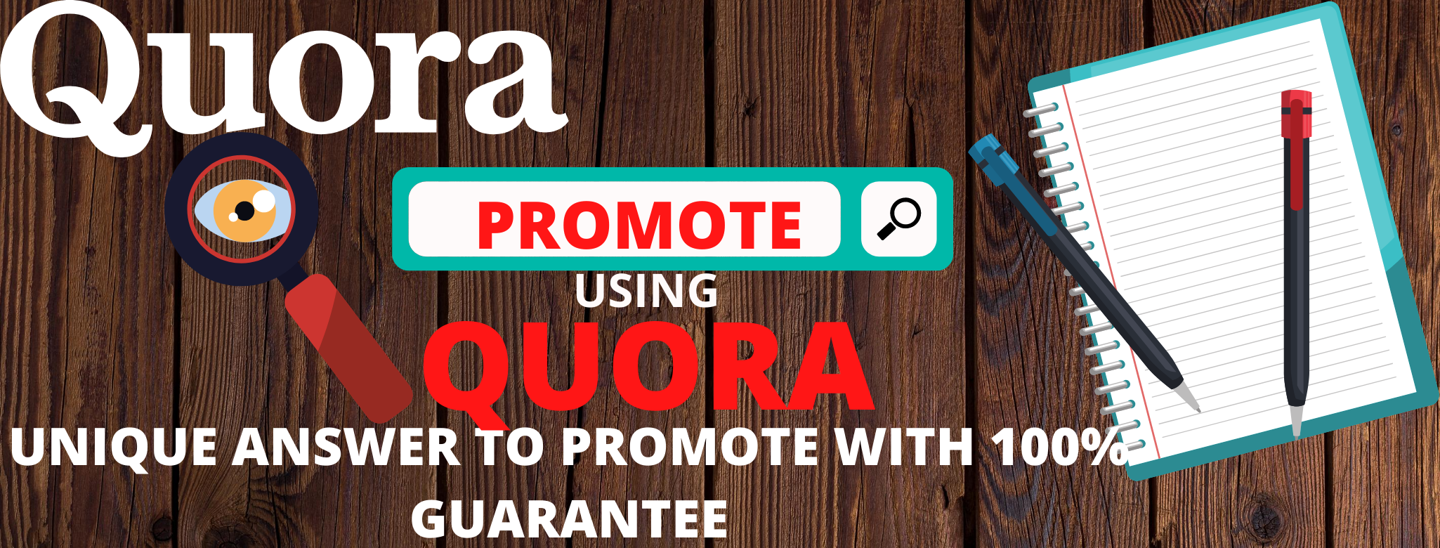10 high quality Quora Answers With Guaranteed Traffic in your Website