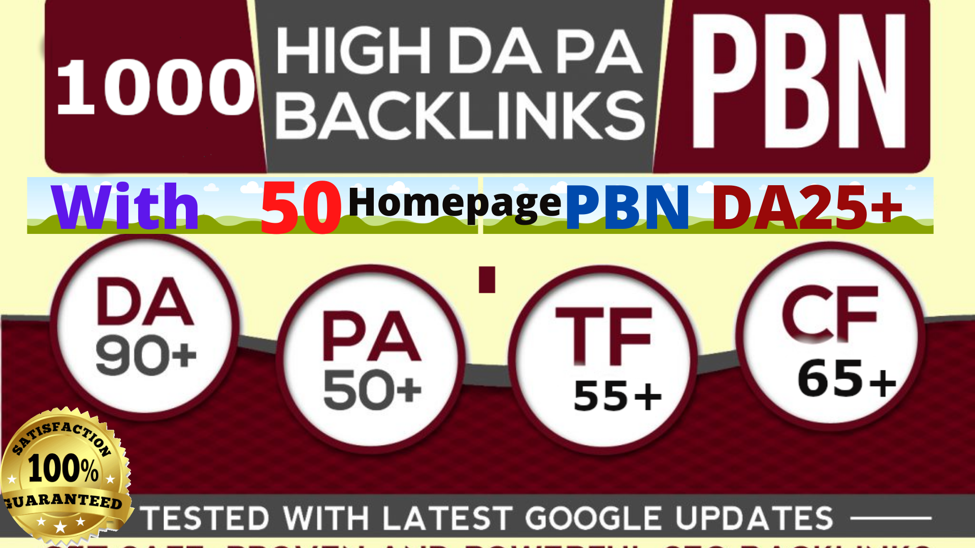 wow offer Homepage 50 PBN DA25+1000+strong+5000 links with HIGH DA/PA/CF/TF exclusive Backlink fast