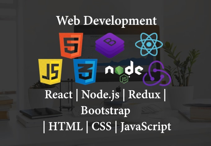 I will create web applications and a full stack developer