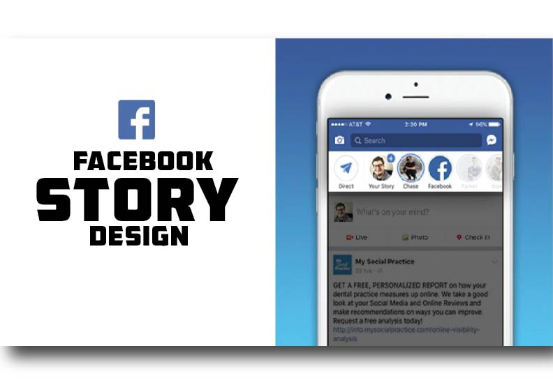 I will make Creative Facebook Story designs for you