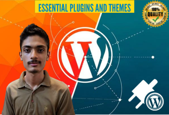 Verified Freelancer Professional and Responsive WordPress Website
