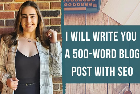 I will write 500 SEO optimized articles for your blog