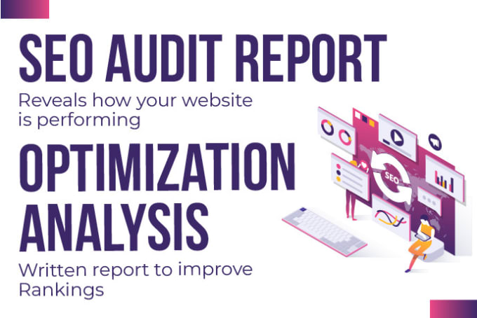 I Will Do Depth SEO Audit Your Website And Provide Consultant Report