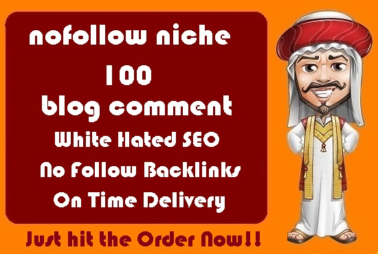 I will build 100 high quality niche relevant SEO backlinks