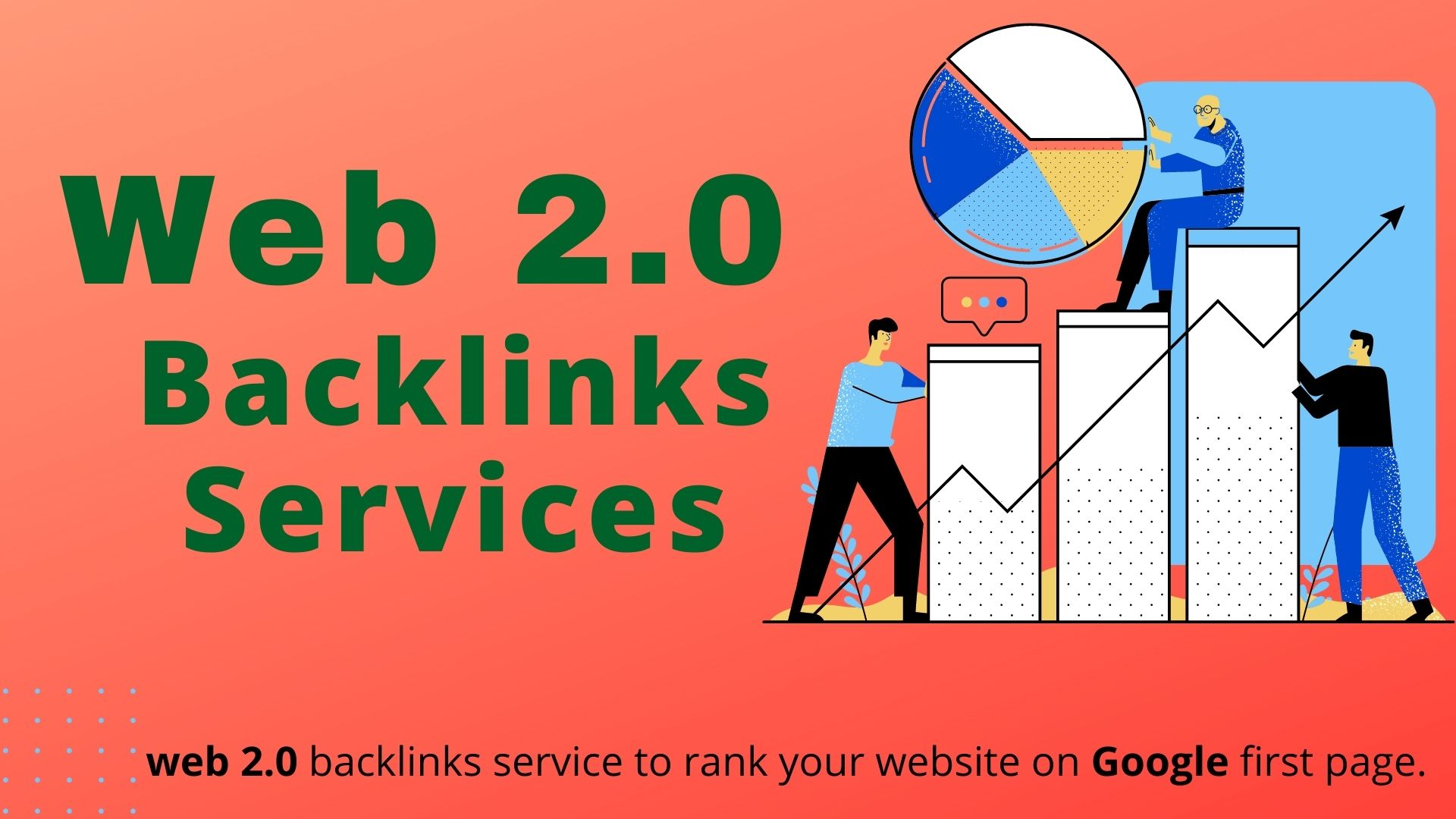 I Will Create 30 High Quality Web 2.0 Backlinks.