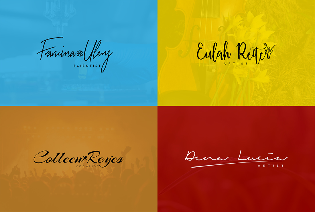 I will create multiple modern and handwritten Signature Logo designs within 6 hours