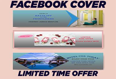 I will design amazing, unique and professional facebook cover photo design for you.