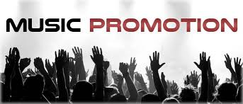 I will do music promotion organically