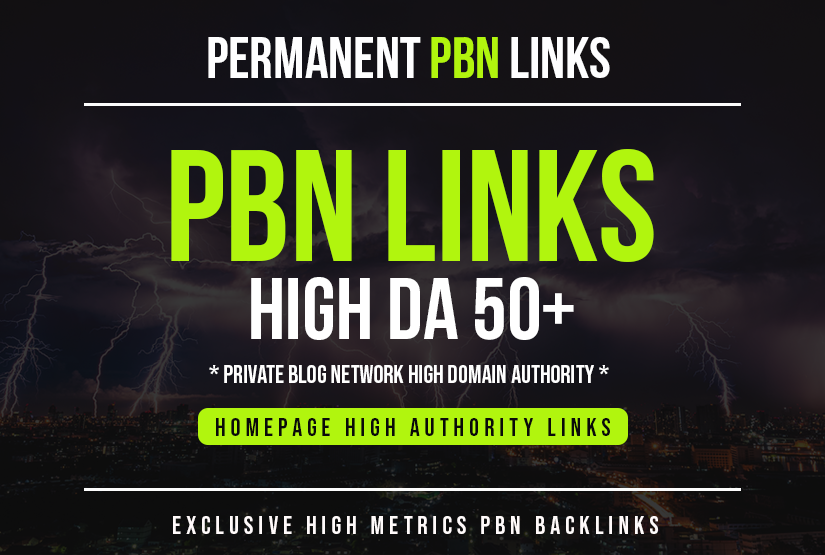 10 X Premium PBN links From DA 50+ sites Guaranteed Pbn Post