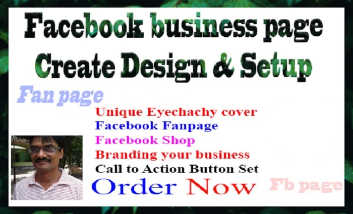 I will create and setup Facebook business page professionally