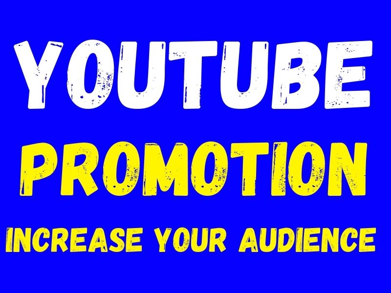 natural YouTube Promotion High Quality with extra bonus provide
