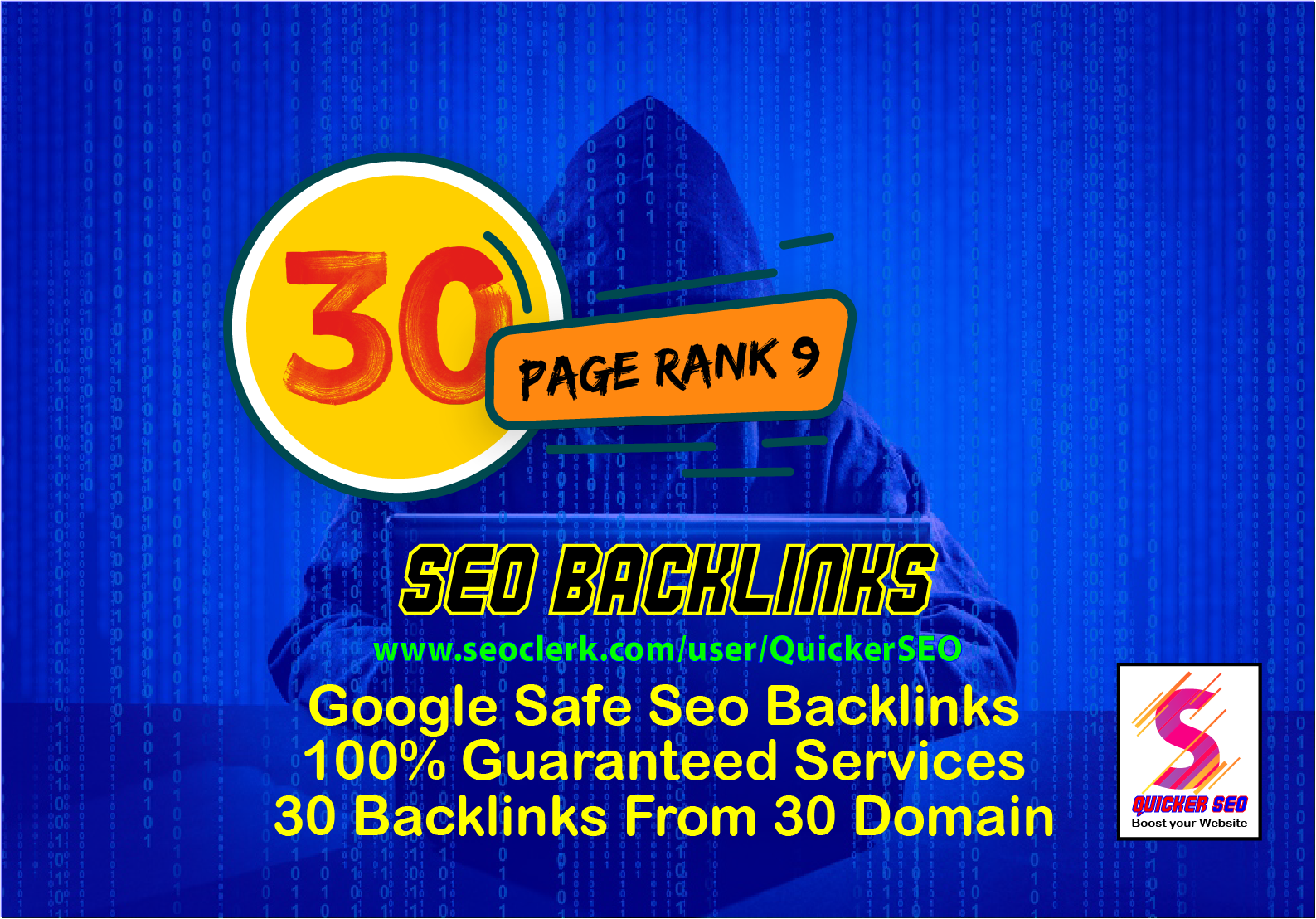 Create 30 Pr9 DA 80+ Safe SEO High Authority Backlinks 30 Domain High Quality Backlinks