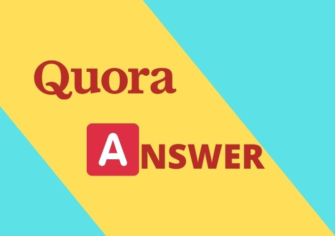 Promote your site 8 HQ and Unique Quora Answer
