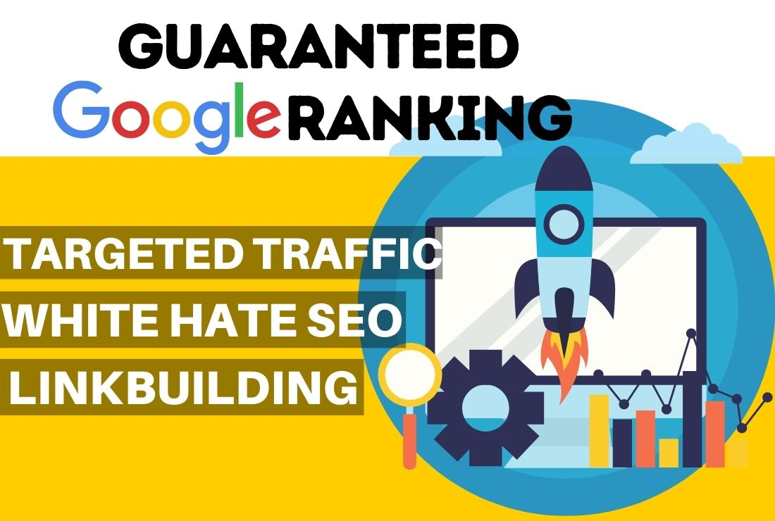 Guaranteed Google First Page Rank your Site with the best link building service