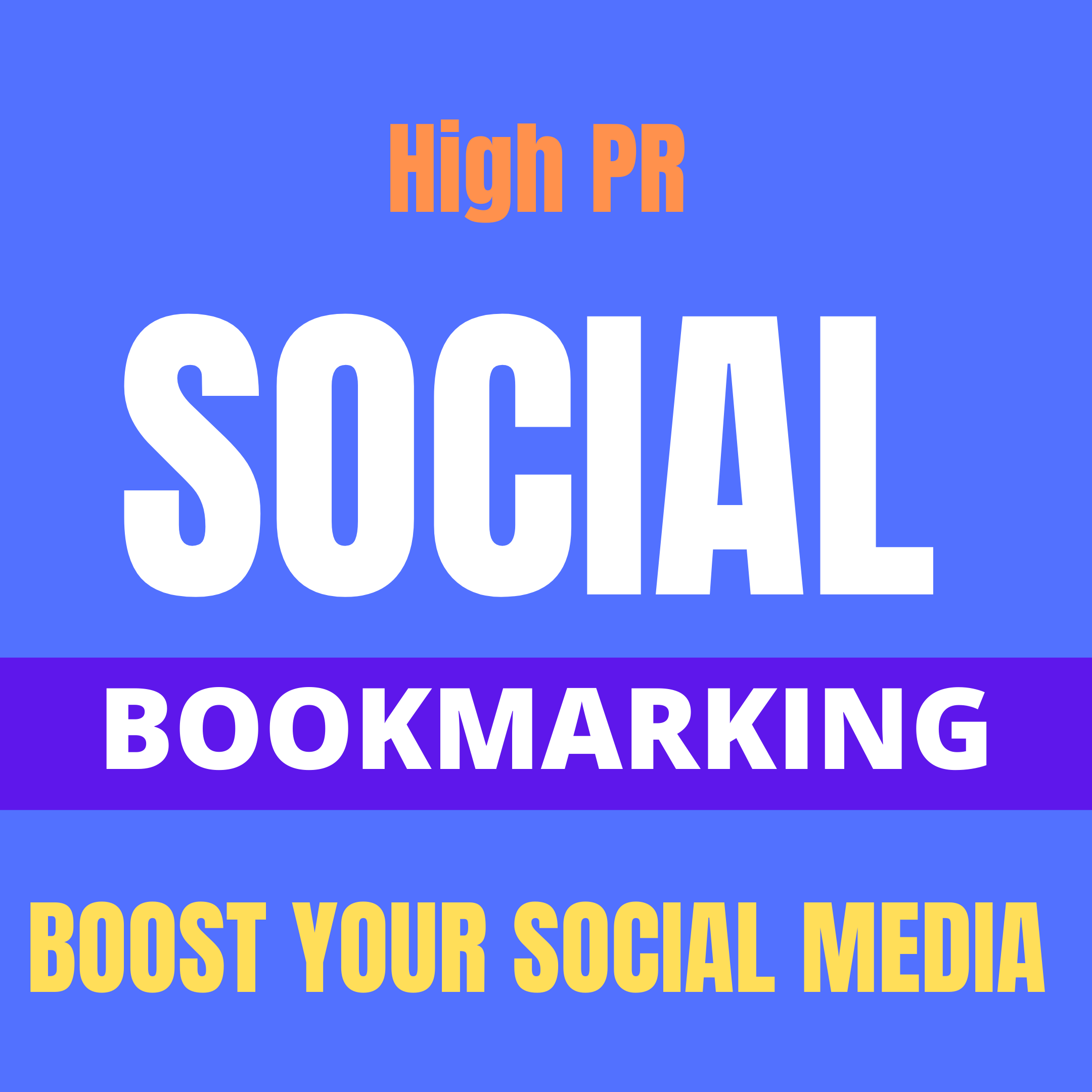 I will provide 30+ high quality dofollow SEO Bookmarking for google top ranking