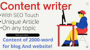 I will write 20O0 words high quality article that is SEO optimized on any topic