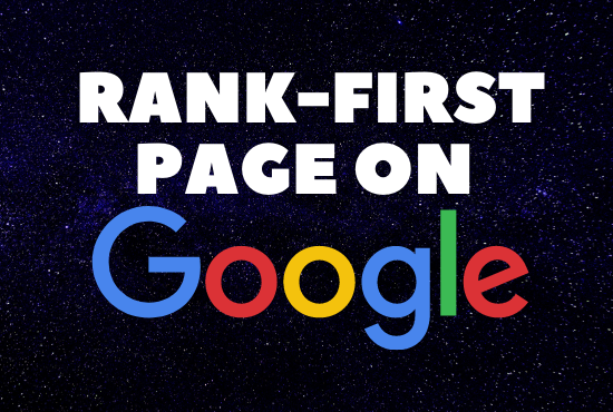 I will do complete On-page & Off-page SEO of your site for 1st page ranking on google