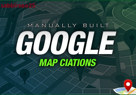 I will google map ranking with 1500+100 free local citation for business SEO