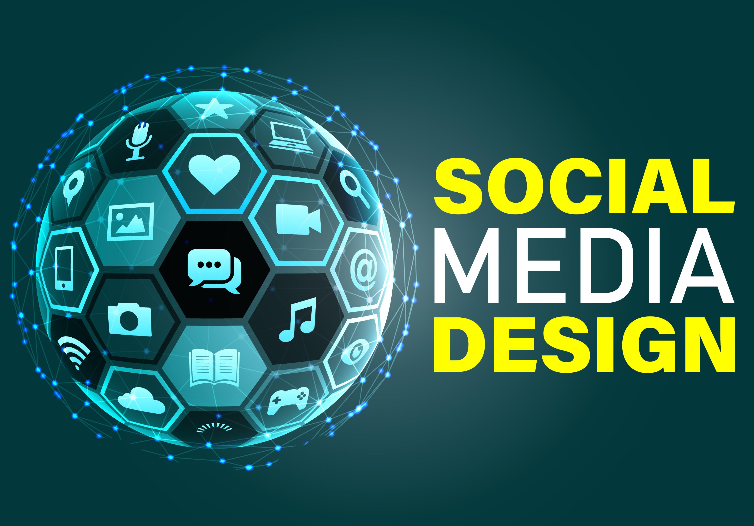 I will create your social media design