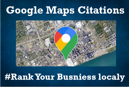 I will rank your Local business with 1000 Maps citations and 10 direction