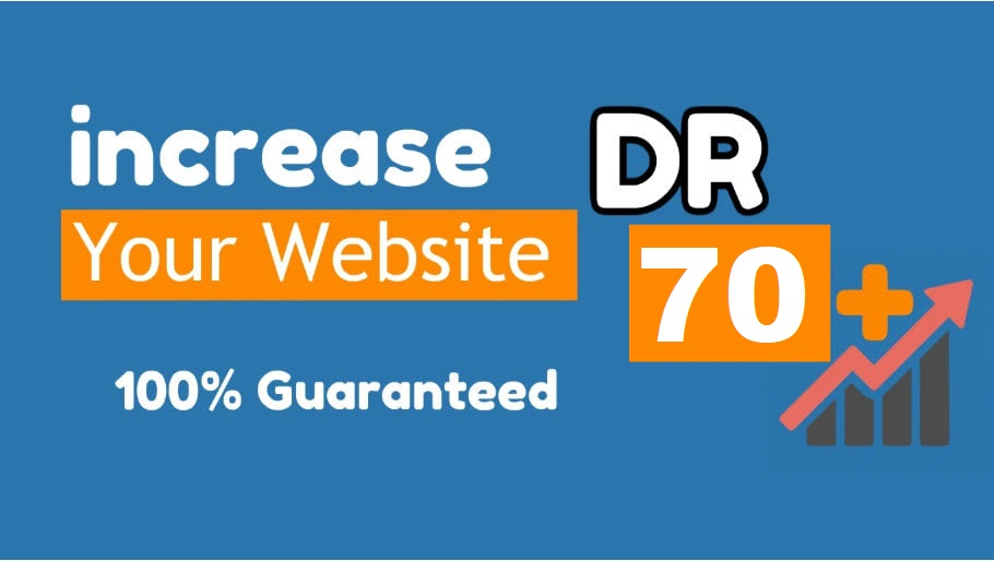 Increase Domain Rating DR 70 Pulse Granted
