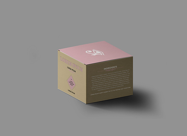 Product label and package design