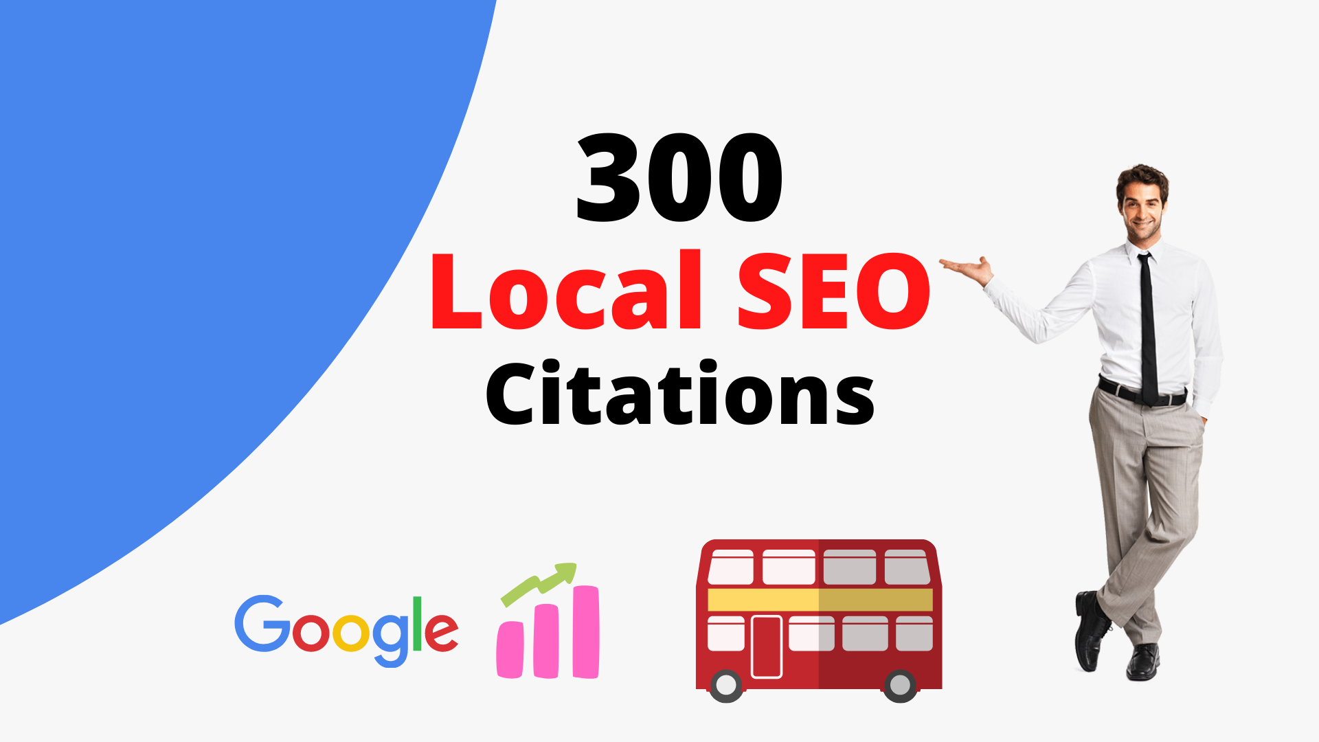 I will do Live local citations,  local seo listing for you website or business up to 100 directories